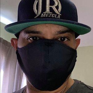 Face Mask 😷 4 layer washable, reversible